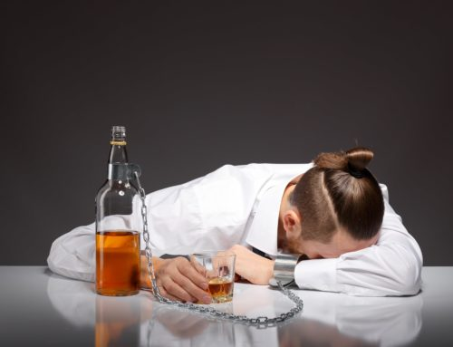 Drowning in Alcohol: A Cry for Help